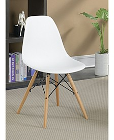 Ashton Mid-Century Side Chair (Set of 2)