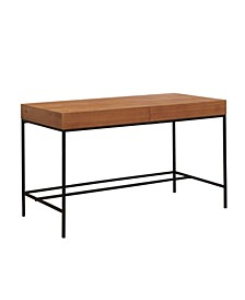 Louise Two-Drawer Writing Desk