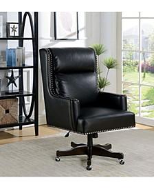 Binker Height Adjustable Nailhead-Trimmed Office Chair