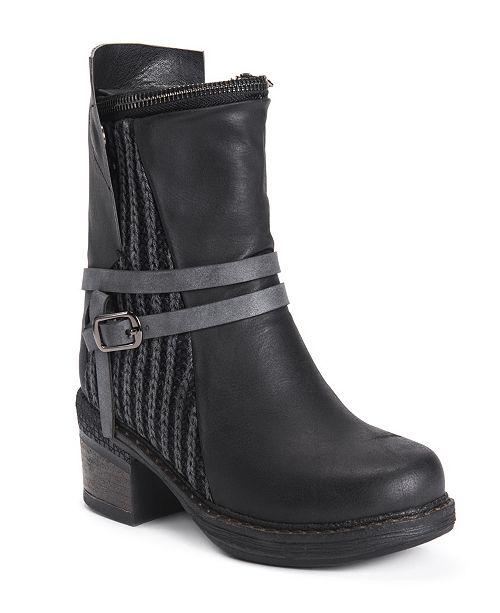 41d1f97a1 Muk Luks Women s Nina Boots   Reviews - Home - Macy s
