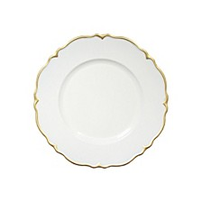 Jay Import Elle Scallop Set/4 Charger Plate