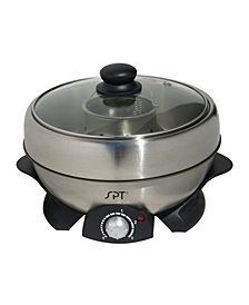 SPT Multi-Cooker Shabu-Shabu & Grill
