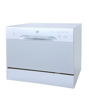 Spt Countertop Dishwasher in Silver