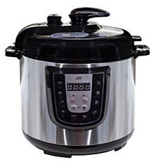 SPT 6 Qt. Electric Digital Pressure Cooker