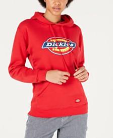 Dickies Logo-Print Hoodie
