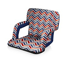 Oniva™ by Picnic Time Ventura Portable Vibe Reclining Stadium Seat