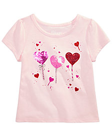 Epic Threads Toddler Girls Balloon Girl T-Shirt, Created for Macy's