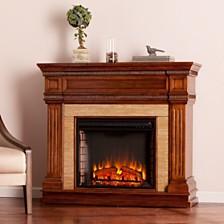 CLOSEOUT! Dennison Fireplace, Quick Ship