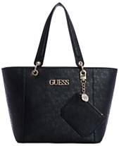 GUESS Kamryn Debossed Logo Tote With Pouch ab6abae2ddd2d