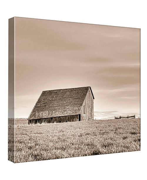 PTM Images Barn 8 Decorative Canvas Wall Art