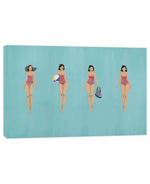 PTM Images Essentials Decorative Canvas Wall Art