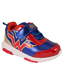 Marvel Youth Wonder Woman Lighted Athletic
