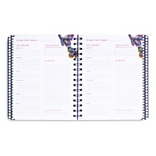 Vera Bradley Butterfly Flutter To Do Planner