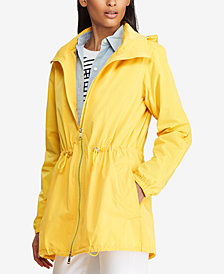 Lauren Ralph Lauren Water-Repellent Zip Jacket