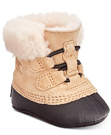 Sorel Infant Cari Booties