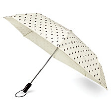 Kate Spade New York Travel Umbrella, Rain Drop