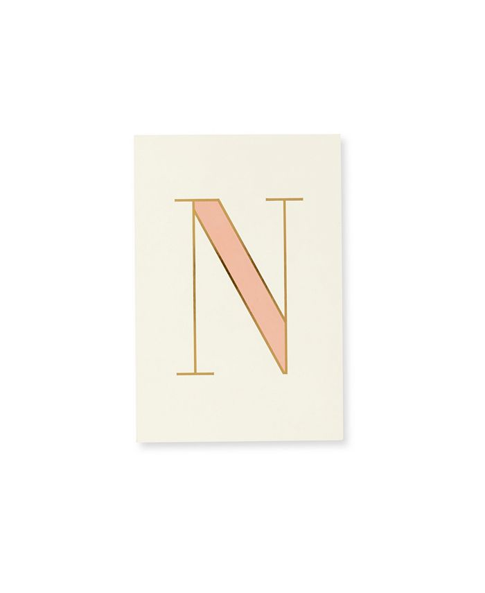 ban.do - KSNY It's Personal Initial Collection Notepad N