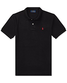 Big Boys Pique Polo
