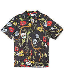 LRG Men's On the Vine Camp Shirt