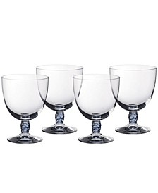 Montauk Aqua Red Wine, Set of 4