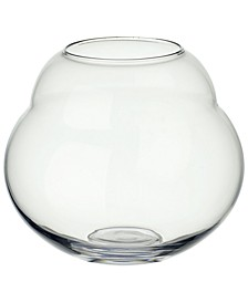 Jolie Clear Hurricane/Large Vase