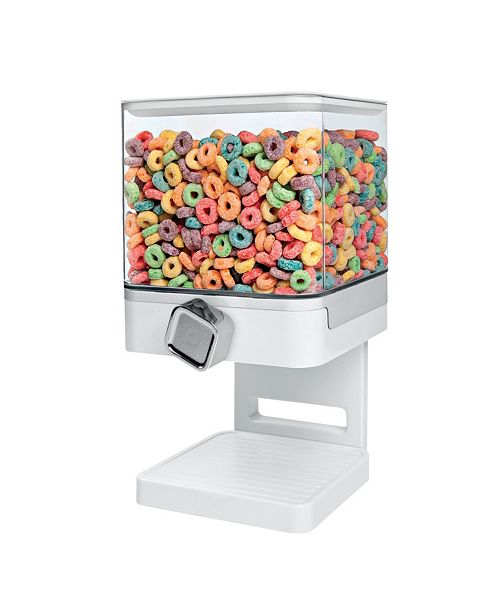 Honey Can Do Zevro by Compact Edition 17.5-Oz. Cereal Dispenser