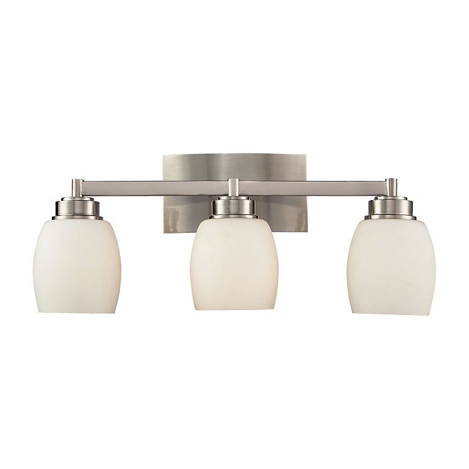 ELK Lighting Northport 3-Light Wb in Satin Nickel