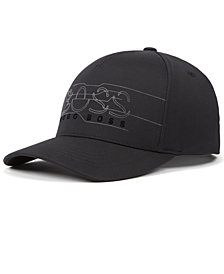 BOSS Men's Double-Twill Logo Cap