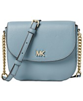 3b0253100 MICHAEL Michael Kors Pebble Leather Half Dome Crossbody
