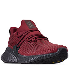 adidas Men's AlphaBounce Instinct Running Sneakers from Finish Line