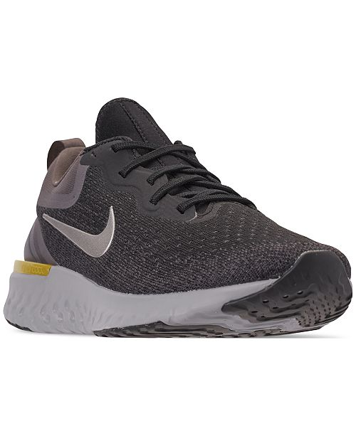 bfeaea2cdfc1bf Nike Men s Odyssey React Running Sneakers from Finish Line   Reviews ...