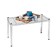 Urban Chrome Wire Table