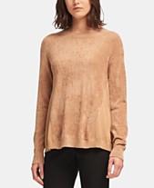 c651acf67c DKNY Long-Sleeve Textured-Knit Sweater