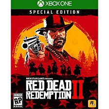 Xbox 1 Red Dead Redemption 2 Special Edition