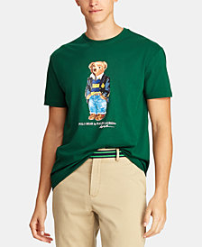 Polo Ralph Lauren Men's Classic-Fit Polo Bear T-Shirt
