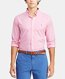 Polo Ralph Lauren Men's Slim Fit  Shirt