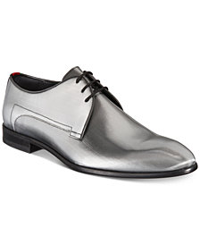 HUGO Hugo Boss Men's Appeal Metallic Derby Shoes