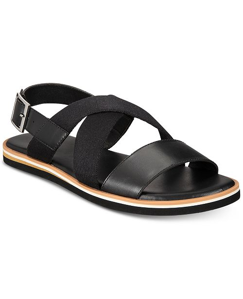 Bar III Men's Knox Strap Sandals, Created for Macy's