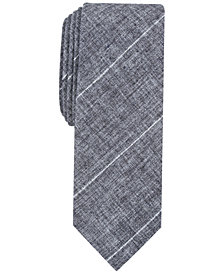 Original Penguin Men's Winfield Stripe Skinny Tie