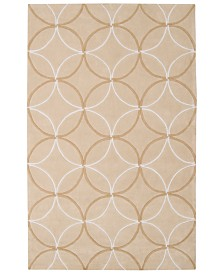 CLOSEOUT! Surya  Cosmopolitan COS-8869 Wheat 8' x 11' Area Rug