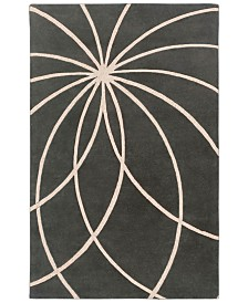 Surya Forum FM-7173 Charcoal 12' x 15' Area Rug