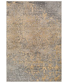 "Surya Paramount PAR-1074 Medium Gray 8'10"" x 12'9"" Area Rug"