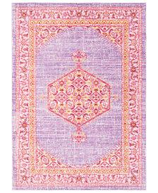 "Surya Germili GER-2309 Bright Purple 9' x 13'1"" Area Rug"