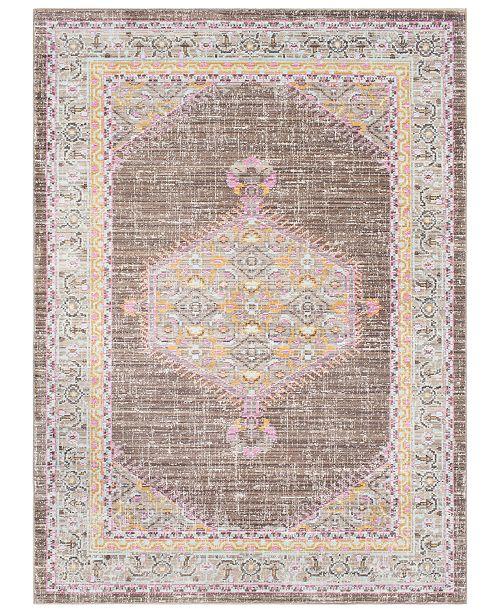 "Surya Germili GER-2316 Bright Pink 3'11"" x 5'7"" Area Rug"