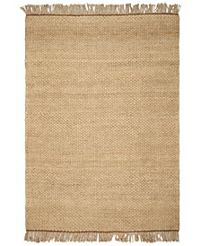 "Hang Ten Palm Beach Jute Bondi Beach 3'3"" x 5'3"" Area Rug"