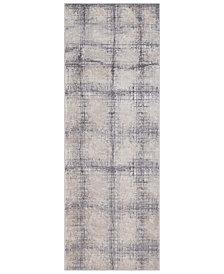 """Surya Tibetan TBT-2307 Khaki 2'7"""" x 7'6"""" Runner Area Rug"""