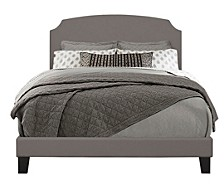 Desi Upholstered Full Bed