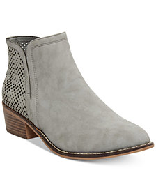 Madden Girl Neville Ankle Booties