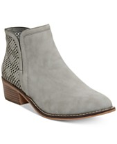 d22bd2d912c6 Madden Girl Neville Ankle Booties