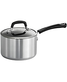 Tramontina Style Polished 2 Qt Covered Sauce Pan